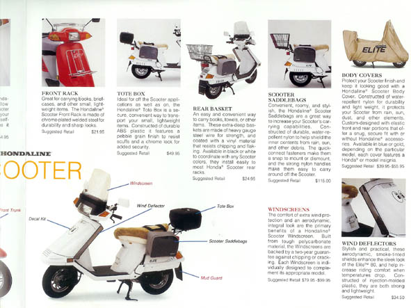 General Honda Scooter Information | Gtx Moped Wiring Diagram |  | Jack's Scooter Shop
