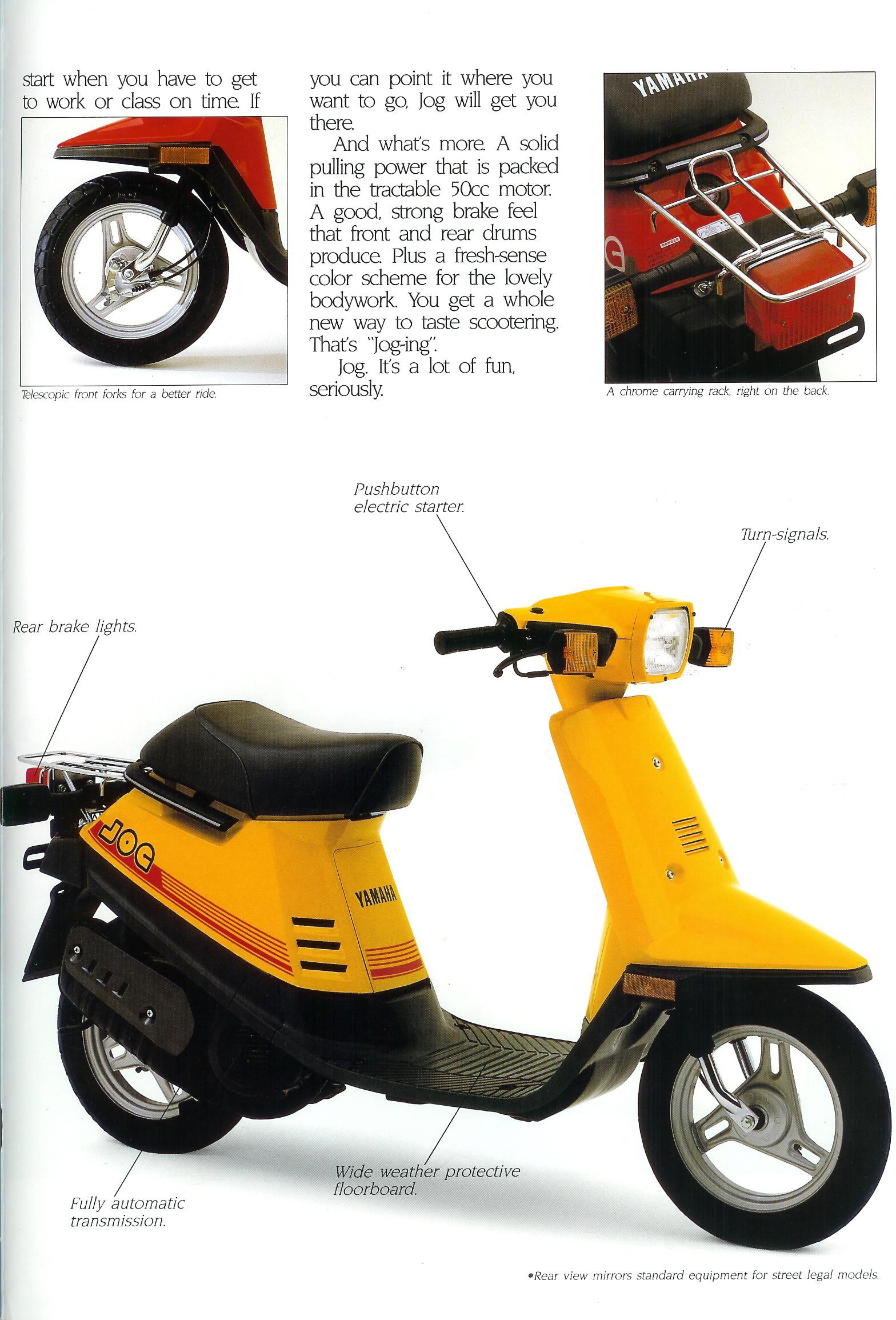 General Yamaha Scooter Information Qt 50 Wiring Diagram