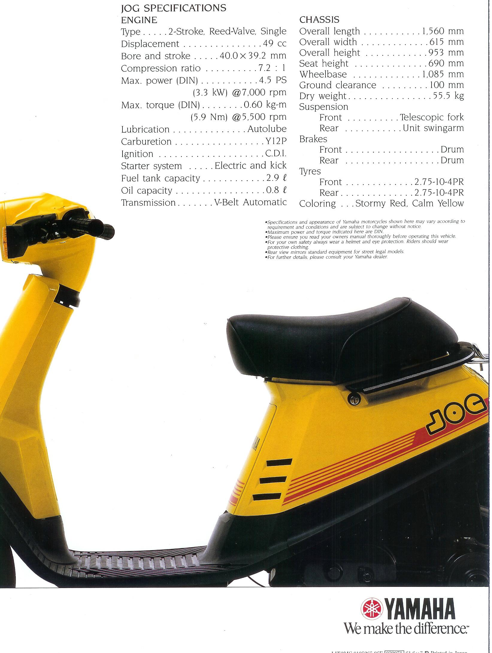 General Yamaha Scooter Information 2000 50 Hp 4 Stroke Wiring Diagram