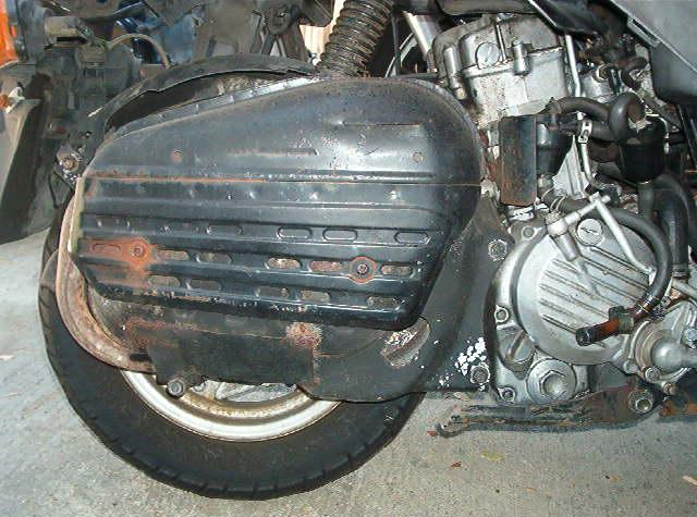 for the ch150 muffler,