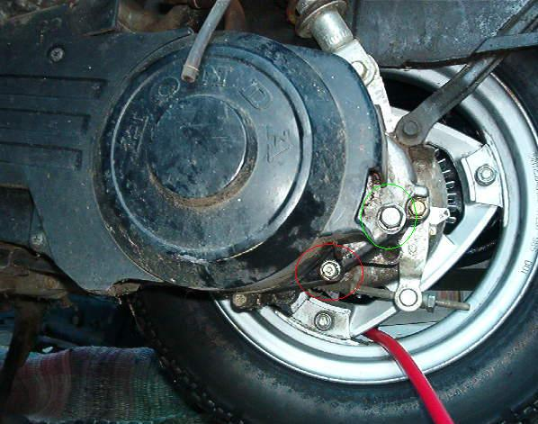 Where to put transmission fluid?!?! [Archive] - ChinaRiders