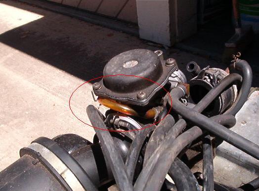 Riva 180/200 engine removal procedure