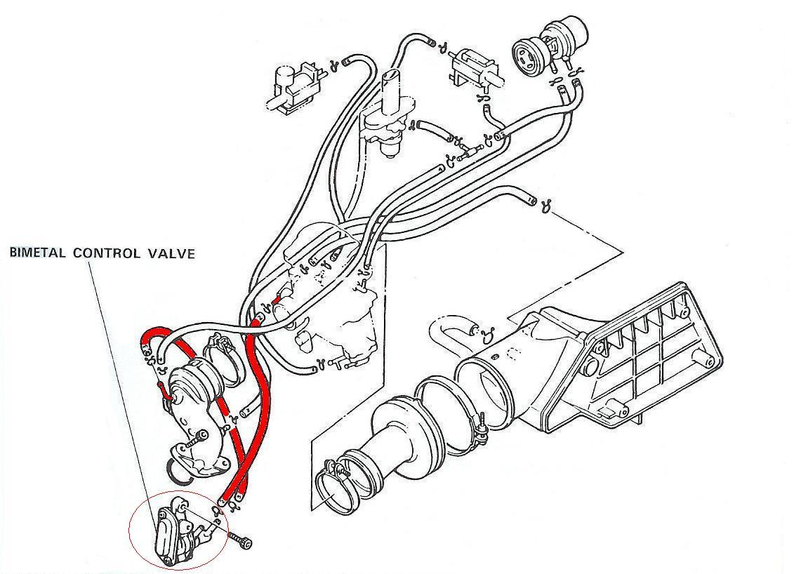 moped vacuum hose diagram